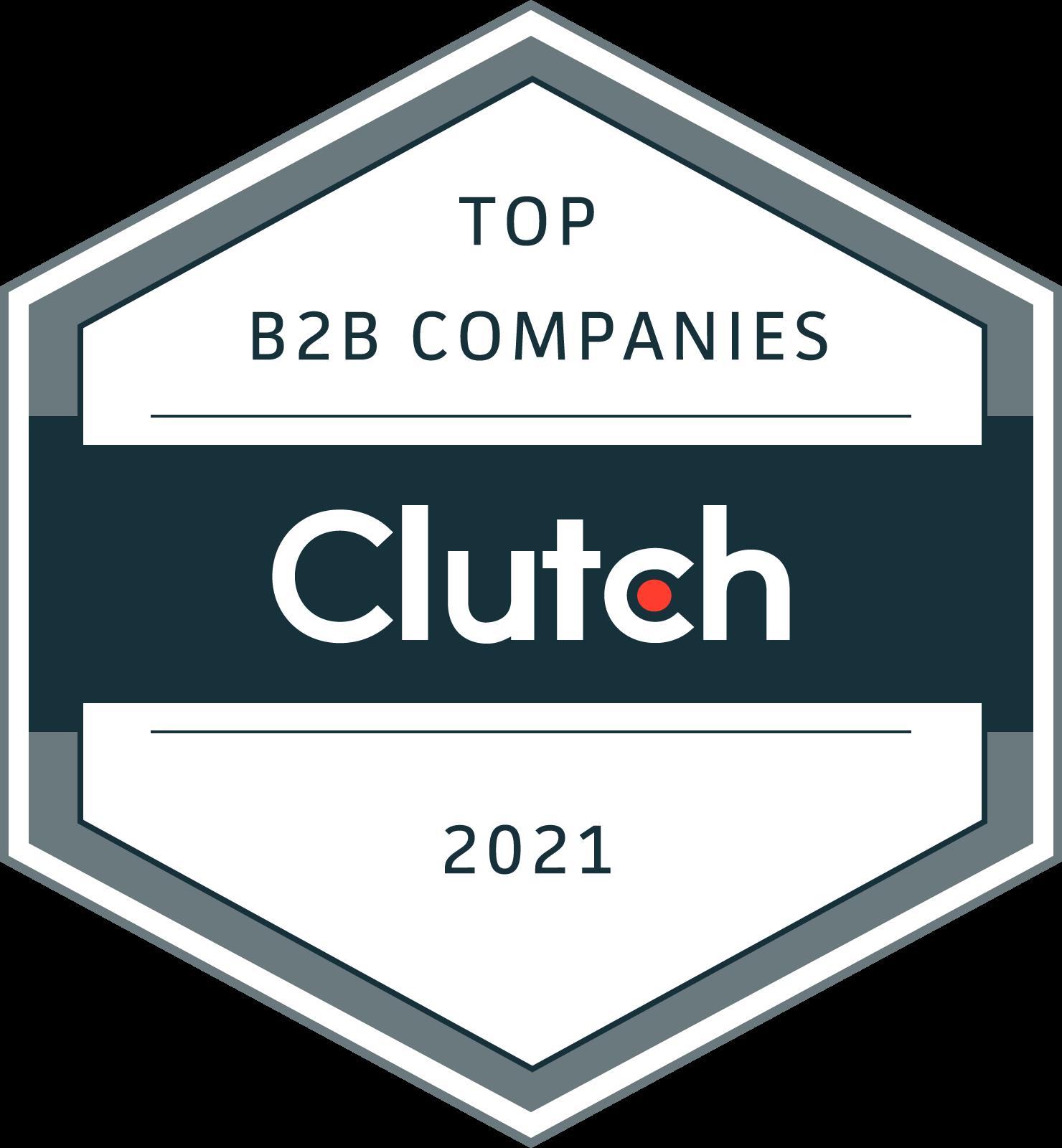 Top B2B Company 2021